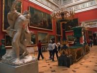 Gallery, State Hermitage Museum, Saint Petersburg, Russia.