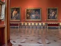 The Rubens Gallery, State Hermitage Museum, Saint Petersburg, Russia.